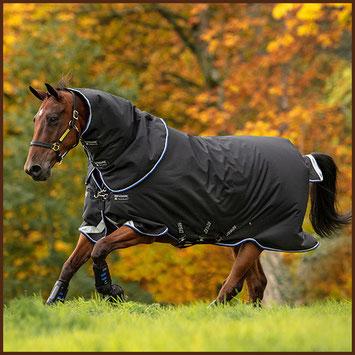 Reitsport Heiniger - Blogartikel Winter-Weidedecke Horseware Amigo Bravo 12 Plus