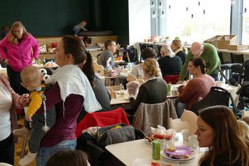 Mutmachfrühstück bei Ikea Sandhofen