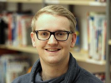 Nils Habicht ist jetzt Referendar an der Goldbachschule.