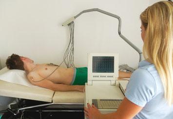 Elektrokardiogramm - EKG