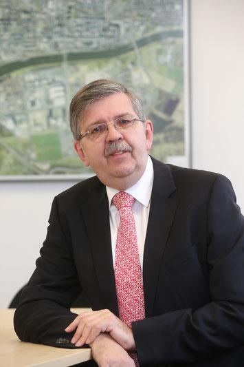 Thomas Schmidt, Geschäftsführer Infraserv Logistics