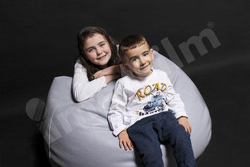Miguel y Paula con el fotógrafo