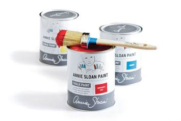 Chalk Paint Kreidefarben von Annie Stoan bei Thomas Klotz in Berlin-Charlottenburg