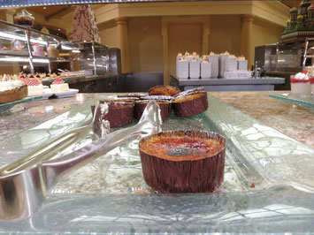 Foto: Buffet im Hotel Luxor, Las Vegas