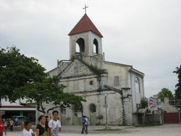 Moalboal Parish Church
