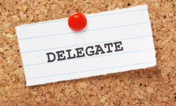 werk delegeren leren