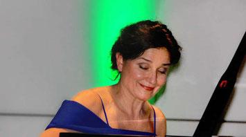 Bozena M. Ficht-Maciejowska interpretierte Chopin musikalisch und wissenschaftlich. ©Jürgen Haberer
