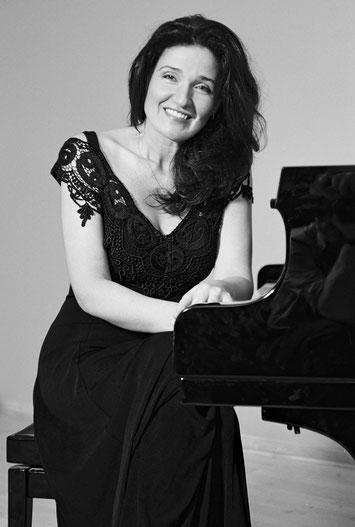 Pianistin Bozena Maria Ficht-Maciejowska © Pawel Zechenter