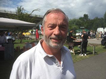 Eric Dufay : Président du Stade Saint-Sauveurais