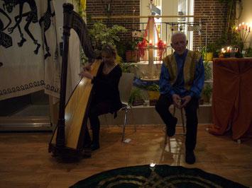 Märchen und Musik Lidecke Stempel afz die Villa