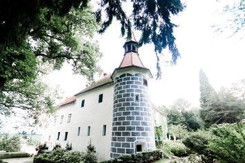 Heiraten im Schloss - © Constatin Witt-Dörring