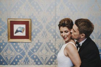 Warum sollten Sie in der Albertina heiraten? - © IvoryRosePhotography
