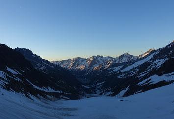 Gwächtenhorn SSW-Grat, Gwächtenhorn-SSW-Grat, Gwächtenhorn Südsüdwestgrat, Süd-südwestgrat, Göscherneralpsee, Chelenalphütte