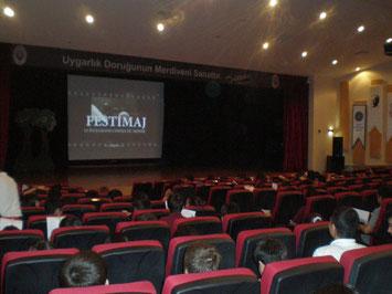 Projection Festimaj Ankara - Turquie