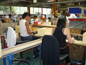 Atelier de sous traitance industrielle à Seyssinet (Grenoble 38) - Contrôle fin de ligne
