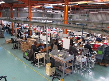 Atelier de sous traitance industrielle à Seyssinet (Grenoble 38)