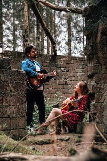 Wandering Souls, Singer/ Songwriter Duo, Country Music, Folk Music, Acoustic Guitar, Acoustic Pop,