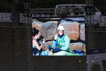 Flutlichtfinale - live on TV... Foto: Rüdiger Hauser