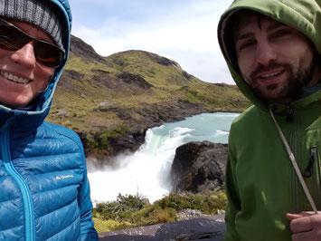 Salto Grande im Torres del Paine Nationalpark