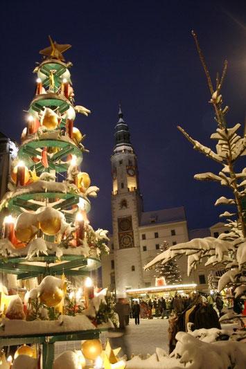 Lichtzepter Untermarkt | Foto: Laura Hummel