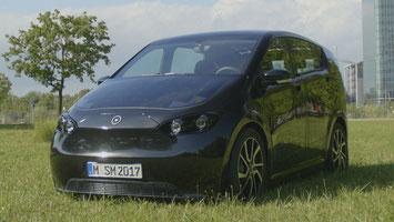 Der Sion von Sono Motors - ein innovatives und günstiges Elektroauto