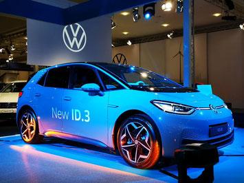 Die elektrische Zukunft bei VW: der neue ID.3