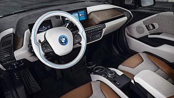 Preis des BMW i3 und i3s für die Schweiz