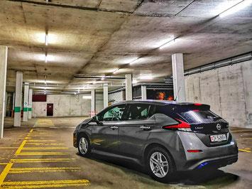 Der neue Nissan Leaf: Tolles Auto! Rückgabe möglich? Fehlanzeige!