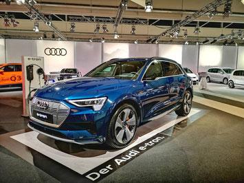 Audi e-tron: Durch die Verzögerung der Markteinführung ist auch eine Probefahrt aktuell nicht möglich
