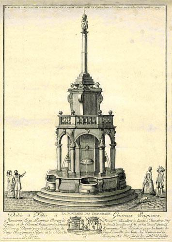 Fontaine des trois grâces - Collection de la Ville de Liège