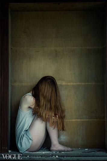 Vogue Italia online / Photo: Michael Schnabl