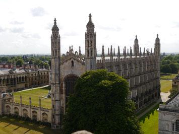 Kapelle des King's College in Cambridge