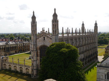 Kapelle des King's College in Cambridge