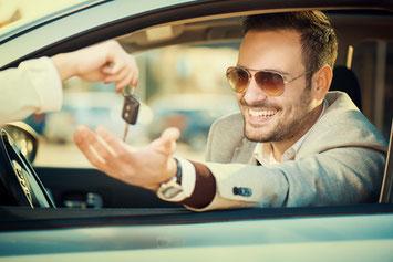 Selbstbeteiligung bei Mietwagen in Deutschland günstig versichern