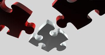 Puzzle-Steine