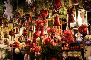 Viele bayerische Christkindlmärkte sorgen für eine ganz besondere Vorweihnachtsstimmung (Symbolbild; Foto: pixabay.com / Gellinger)