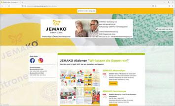 JEMAKO JEMAKO Mikrofaserreinigung mit externem Online-Shop