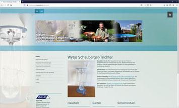 Wytor Hyperbel Online-Shop - der Schauberger-Trichter