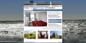 Ihre Homepage - Webdesign-Beispiel
