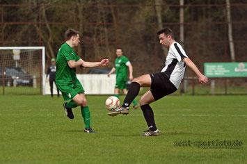 FC Hertha Hilkerode (weiß) vs FC Mingerode [2:1]