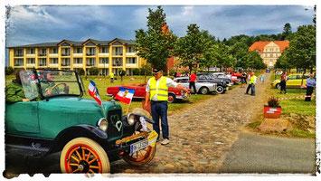 Oldtimer Rallye Rügen classics