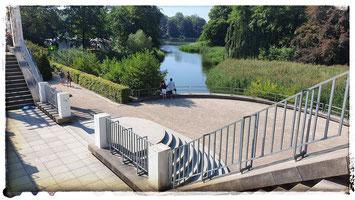 Jedes Jahr findet im Schlosspark Putbus die Verkaufsmesse LebensArt statt.