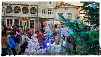 Weihnachtsmarkt Sassnitz Altstadt