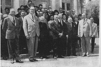 Das Treffen in Burgund 1963