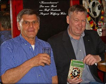 """Wolfgang Weber und Ralf Friedrichs mit """"Kaiserschmarrn"""""""