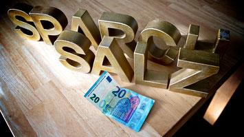 Ist Ihnen Sprachsalz zwanzig Euro im Jahr wert? Bild: MK