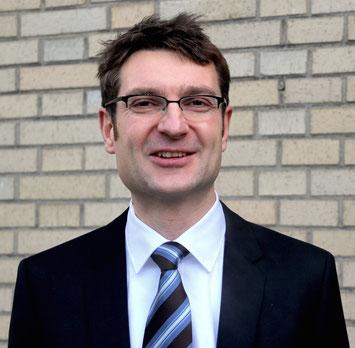 Pfarrer Gabriel Brand (Foto: Schmidt)