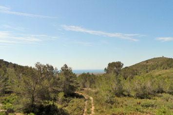 Piste Spanien Küste