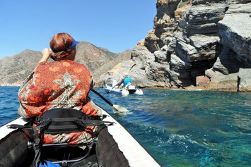El Portus Camping Spanien Sonne Berge Meer