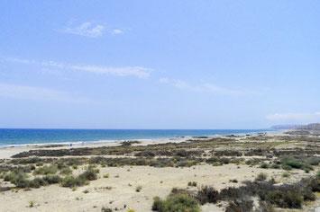 Strand bei Alicante Meer Sonne